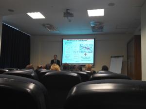 Dr. García Olmo charla sobre las células madre en el tratamiento de la patología fistulosa de la enfermedad de Crohn