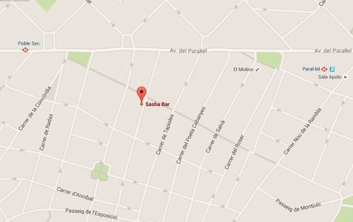 ubicacion-sasha-bar-barcelona