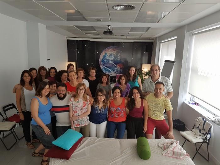 participantes-taller-reflexologia-podal